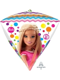 """17"""" Barbie Sparkle Diamonz Balloon"""