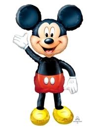 "52"" Mickey Shape Airwalker Disney Balloon"