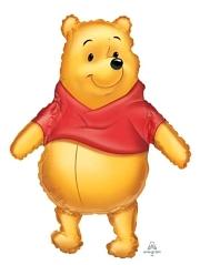 "29"" Big As Life Pooh Shape Disney Balloon"
