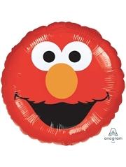 """17"""" Elmo Smiles Sesame Street Balloon"""