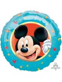 """17"""" Mickey Portrait Disney Balloon"""