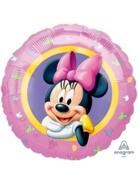 """17"""" Minnie Portrait Disney Balloon"""