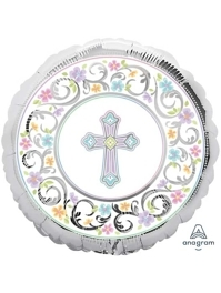 "18"" Blessed Day Religious Balloon"