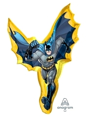 "38"" Batman Action Shape Balloon"