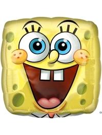 Spongebob Square Face Balloon