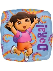 "18"" Hola Dora Balloon"
