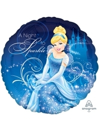 "18"" Cinderella Disney Balloon"
