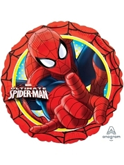 "17"" Spider Man Action Marvel Balloon"