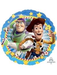 """17"""" Woody & Buzz Disney Balloon"""