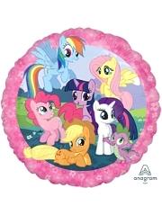 """17"""" My Little Pony Balloon"""