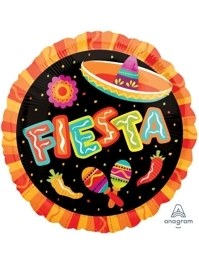 "18"" More Fun Fiesta Balloon"