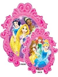 31 Princess Frame Disney Balloon