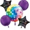 Disco Fever Music Balloon Assortment