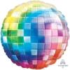 """32"""" 70's Disco Fever Music Balloon"""