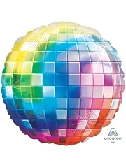"32"" 70's Disco Fever Music Balloon"