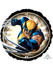 "17"" Wolverine Marvel Balloon"