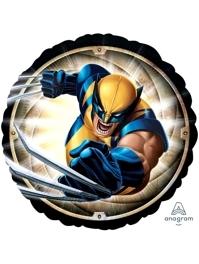 "17"" Wolverine Marvel Balloon"