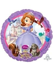 """17"""" Sofia The First Disney Balloon"""