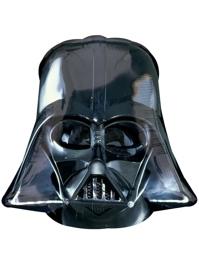 """25"""" Darth Vader Helmet Shape Star Wars Balloon"""