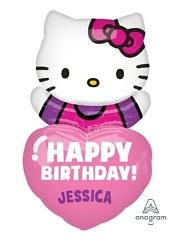 """32"""" Hello Kitty Shape Balloon"""