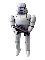 "70"" Strom Trooper Airwalker Star Wars Balloon"