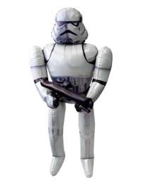 "70"" Strom Trooper Airwalker Star Wars Balloon"