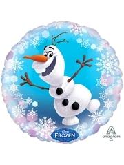 "17"" Frozen Olaf Disney Balloon"