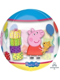 "16"" Peppa Pig Orbz Balloon"