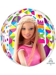 "16"" Barbie Sparkle Orbz Balloon"