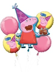 Peppa Pig Balloon Assortment