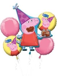 Peppa Pig Balloon Assortment