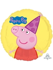 "17"" Peppa Pig Balloon"