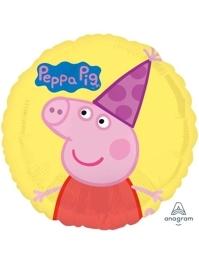 "17"" Peppa Pig Balloon"