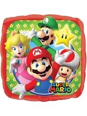 """17"""" Mario Brothers Balloon"""
