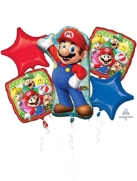 Mario Brothers Balloon Assortment