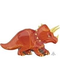 """42"""" Triceratops Dinosaur Balloon"""
