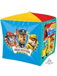 "15"" Paw Patrol Cubez Balloon"