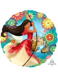 "17"" Elena of Avalor Disney Balloon"
