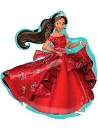 """31"""" Elena of Avalor Shape Disney Balloon"""