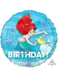 17 Ariel Dream Big Birthday Disney Balloon