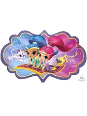 "27"" Shimmer & Shine Balloon"