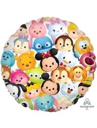 """17"""" Tsum Tsum Disney Balloon"""
