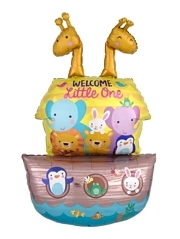 "43"" Baby Shower Noah's Ark Balloon"