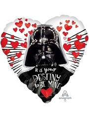 "17"" Star Wars Love Balloon"