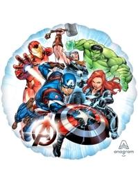 """17"""" Avengers Marvel Balloon"""