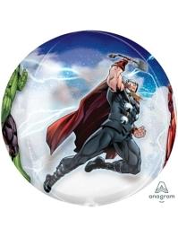 """16"""" Avengers Orbz Marvel Balloon"""