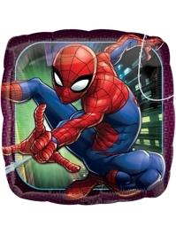 """17"""" Spider Man Animated Marvel Balloon"""