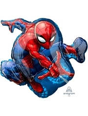 "29"" Spider Man Shape Marvel Balloon"