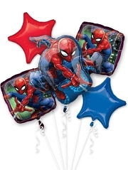 Spider Man Marbel Balloon Assortment