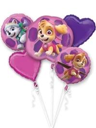 Paw Patrol Girls Balloon Assortment